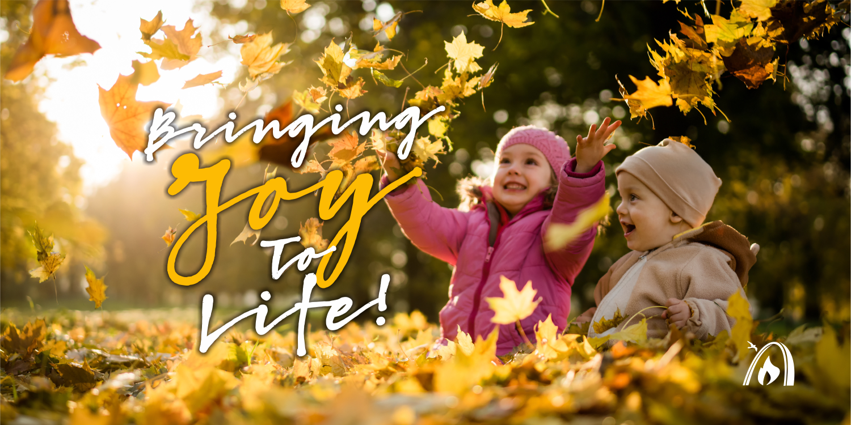 Bringing Joy To LifeWelcome to Faith Community