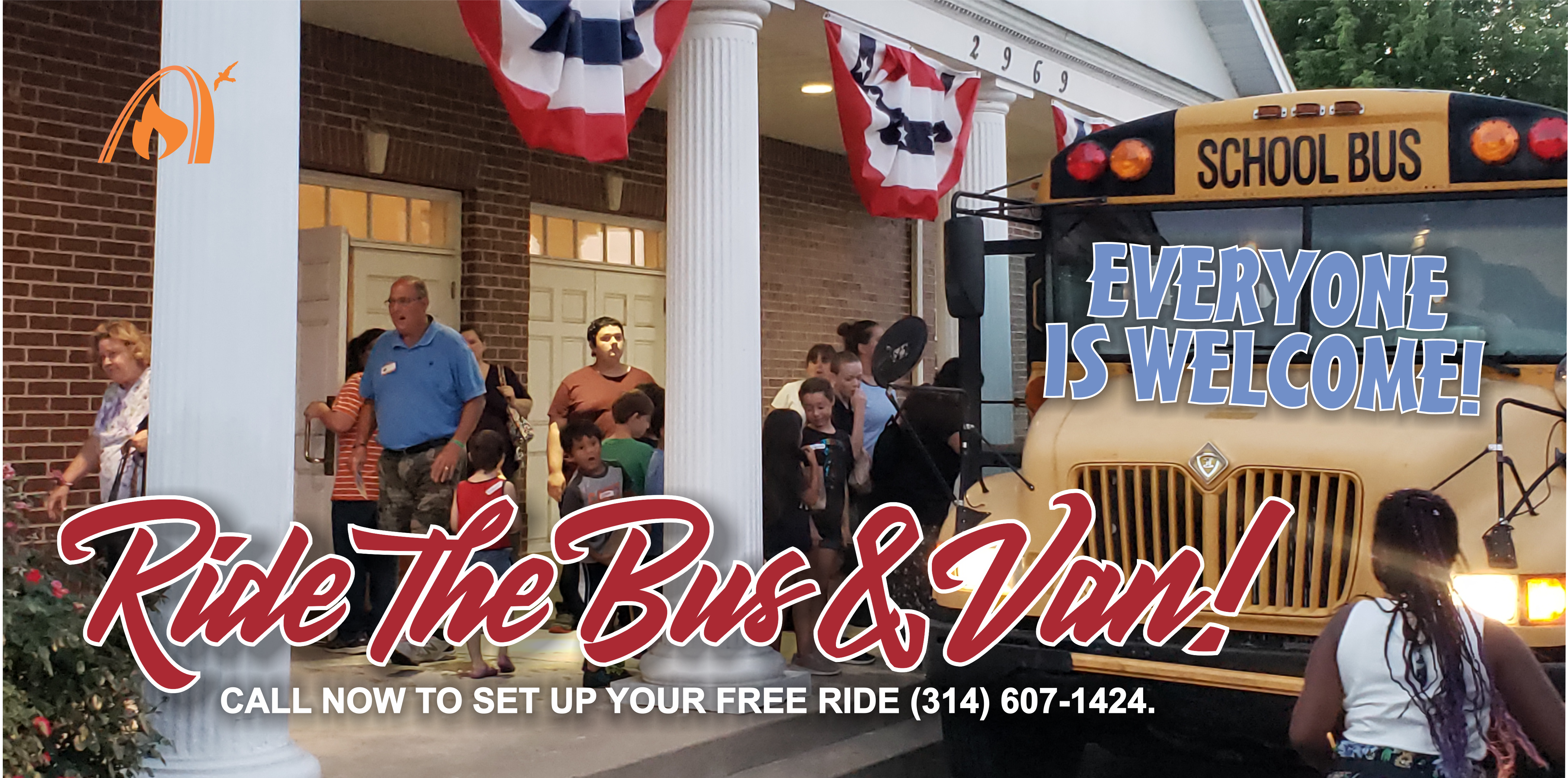BUS MINISTRYWelcome to Faith Community